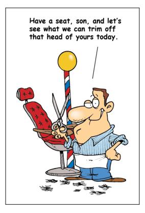 BarberScene