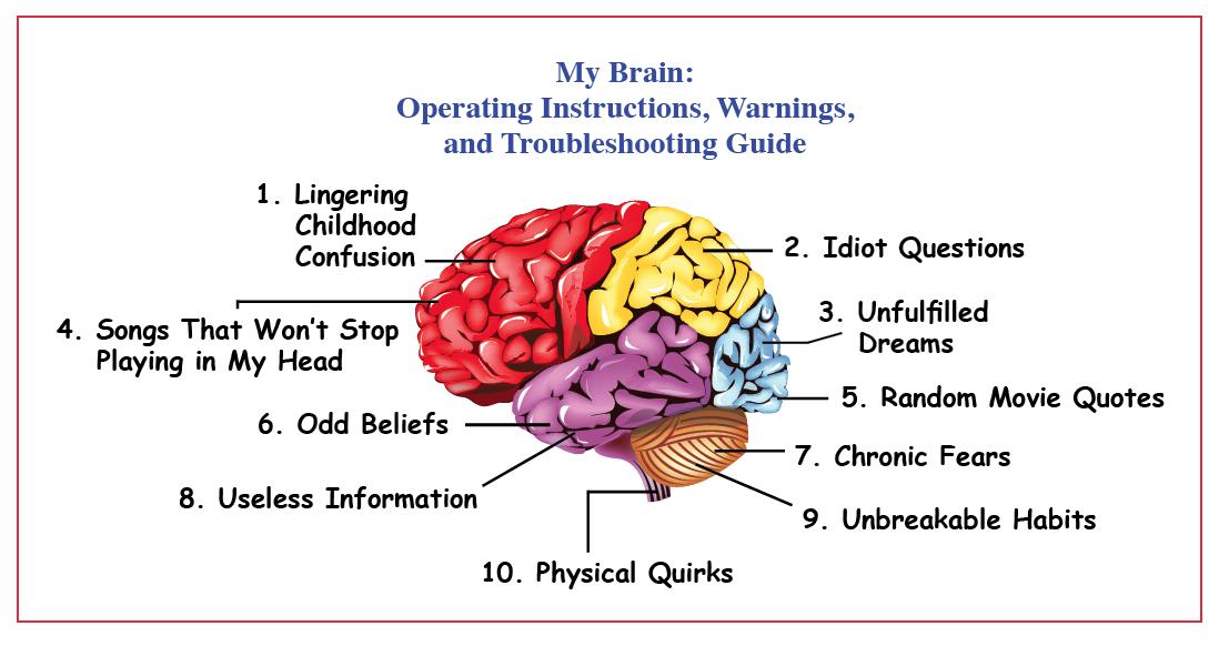 My Brain In A Jar Part 2 Mostly Bright Ideas