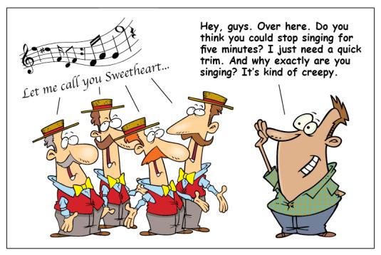 QuartetScene
