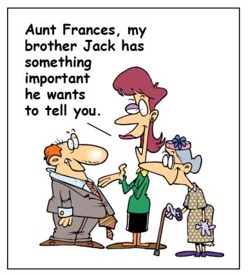 Aunt Frances