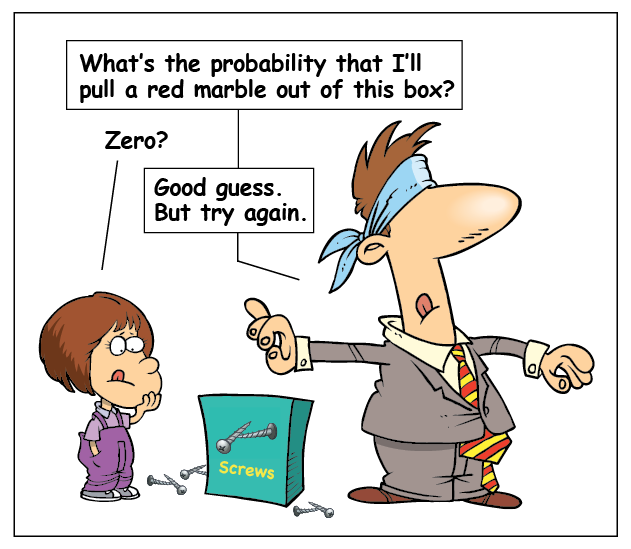 Colored Marbles For Probability Lesson : Probable cause part mostly bright ideas